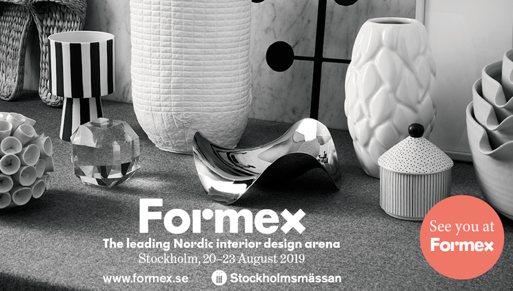 See you at Formex